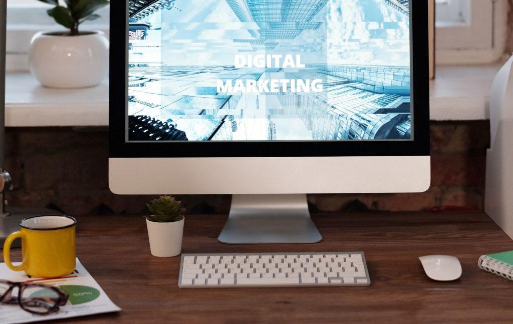 Service marketing web